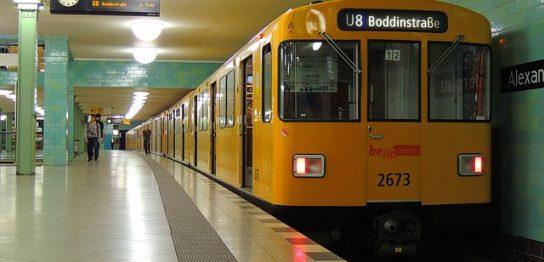 ベルリン交通局(BVG)大人と子供3人までは一日券でOK!