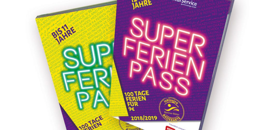 スーパーホリデーパス(Super FerienPass)